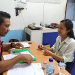 Proses Wawancara Bersama Bp. Antony M. Naran