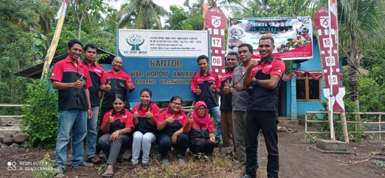 foto kantor dan karyawan Naga