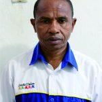 Benediktus Seran (Manager Cabang)